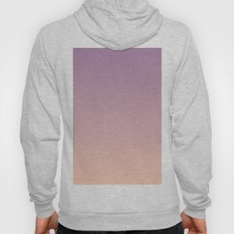 Sunset Gradient Purple Pink Peach Coral Hoody