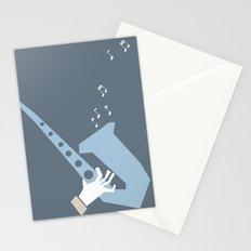 jazz Stationery Cards