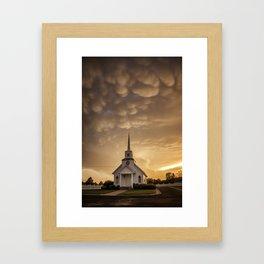 Glory Ma! Framed Art Print