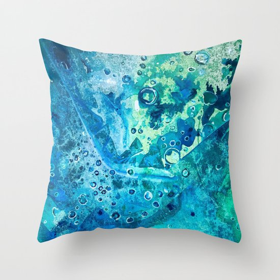 Environment Love View from Their Eyes Throw Pillow