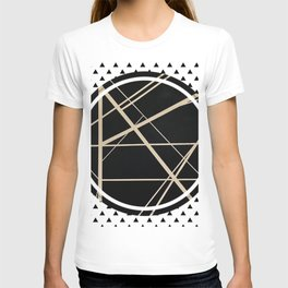 Crossroads - small triangle T-shirt