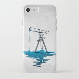 Liquid Universe iPhone Case