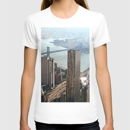 Vintage New City T-shirt