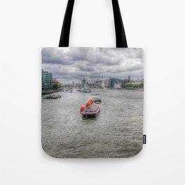 Thames Tote Bag