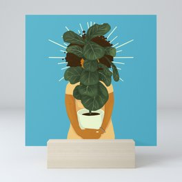 Plant Momma Mini Art Print