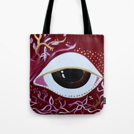 Golden wishes giving birth Tote Bag
