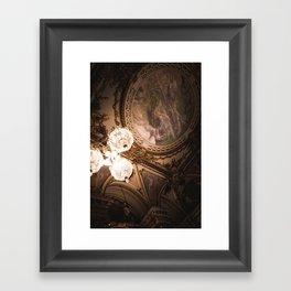 Grand Ceiling Framed Art Print