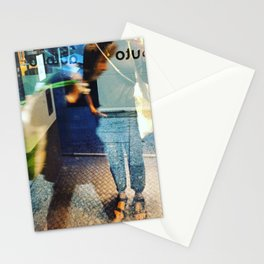 In the dry. Stationery Cards