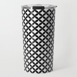 Beautiful Pattern #15 Circles Travel Mug