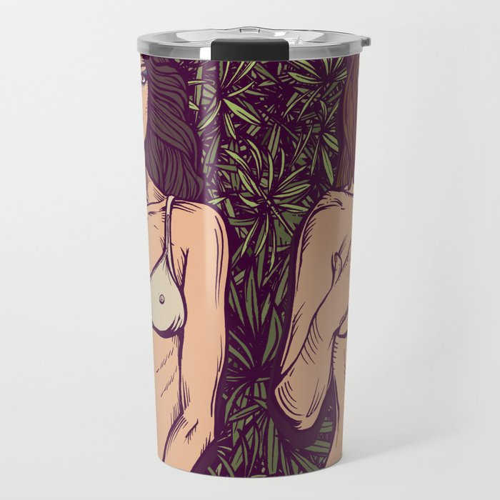 006395d2 ROXY MUSIC - Country Life Travel Mug by egarcigu | Society6