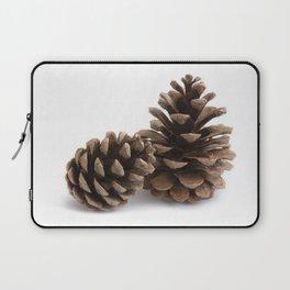 Two pinecones Laptop Sleeve