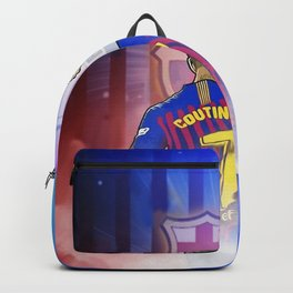 Philippe Coutinho FC Barcelona Backpack