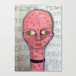 septic  Canvas Print