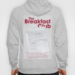 The Breakfast Club Hoody
