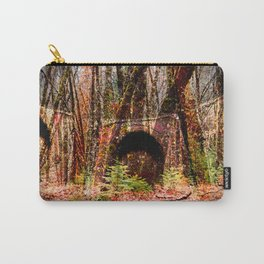 Rusty Woods Carry-All Pouch