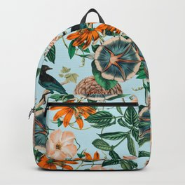 Forest Birds #nature #tropical Backpack