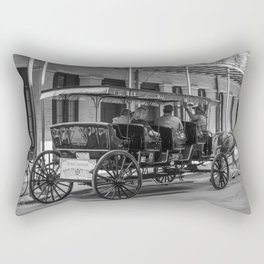 Going back New Orleans Rectangular Pillow
