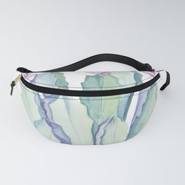 Cactus in Love Fanny Pack