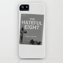 Hateful Eight | Quentin Tarantino iPhone Case