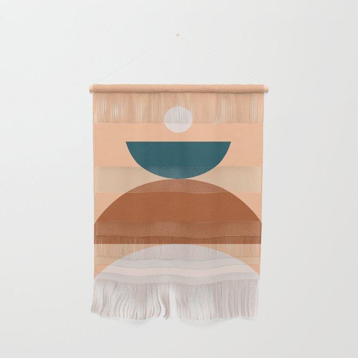 Abstraction_Balance_Shape_Pop_Art_Minimalism_044 Wall Hanging
