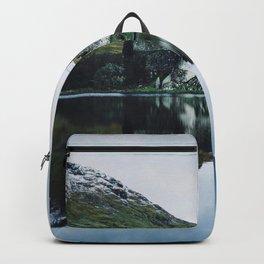 Kilchurn Castle Scotland Backpack