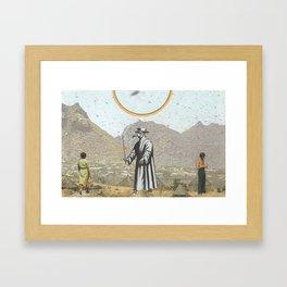 The Preserver Framed Art Print