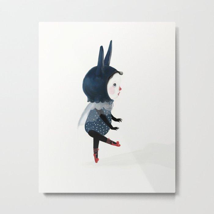 Danse de Lune Metal Print