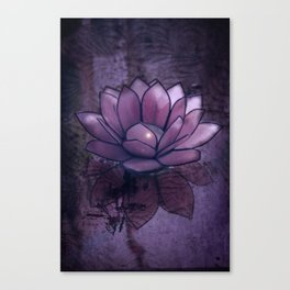 Lotus Light Canvas Print
