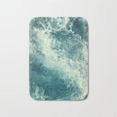 Water I Bath Mat