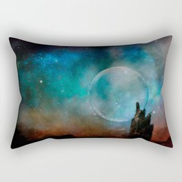Planetary Soul Chava Rectangular Pillow