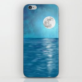 Mar Luna + Donation for Marine Conservation iPhone Skin