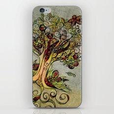 Fall Tree Bloom iPhone & iPod Skin