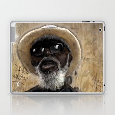 Times Square Preacher Laptop & iPad Skin