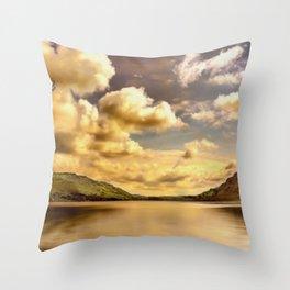 Lake District (4) Throw Pillow
