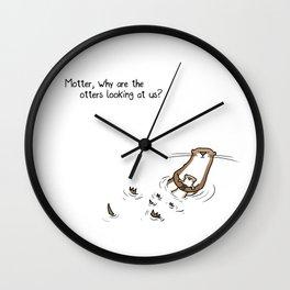 Motterlove Wall Clock