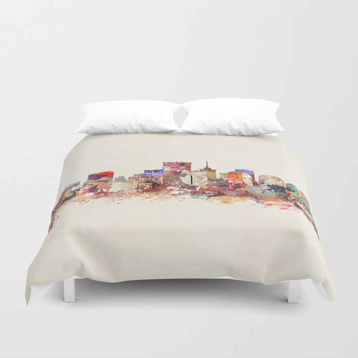 richmond virginia  Duvet Cover