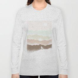 Quietude (II) Long Sleeve T-shirt