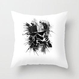 Storm Trooper (white) - Star Wars Throw Pillow