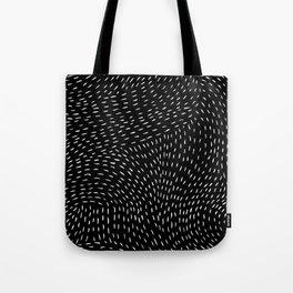 storm | black Tote Bag
