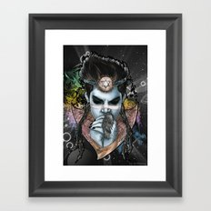 Indigo Child Framed Art Print