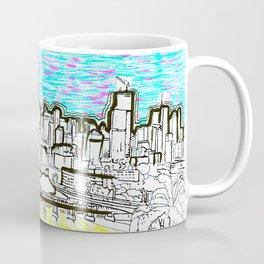BRISBANE POSTCARD SERIES 018 Coffee Mug