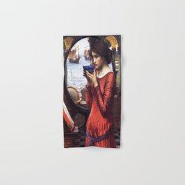 John William Waterhouse's Destiny Hand & Bath Towel