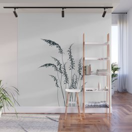 Wild grasses Wall Mural