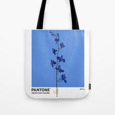 Pantone 279 U Tote Bag