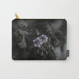 Potato flower Carry-All Pouch