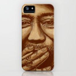 """mississippi man"" iPhone Case"