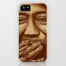 """mississippi man"" iPhone Case"