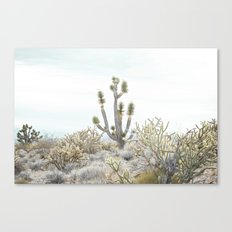 surrounded by friends Canvas Print