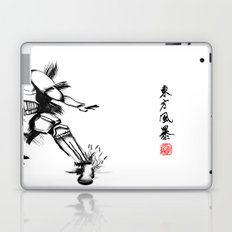 Eastern Storm Laptop & iPad Skin