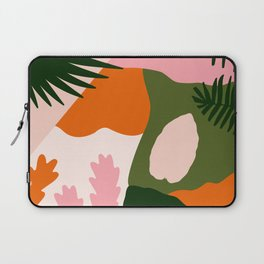 Tropical Island Laptop Sleeve
